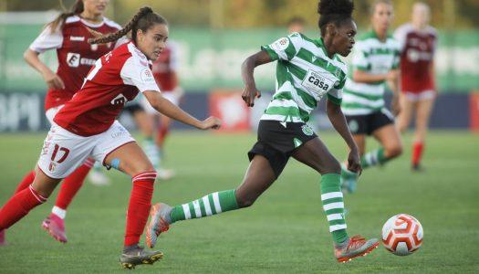 SC Braga entra com o pé esquerdo na Liga BPI