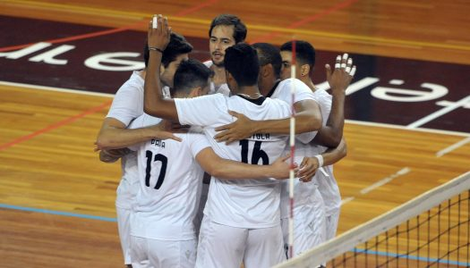 Vitória SC entra a ganhar no Campeonato Honda