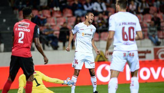 Allianz Cup. SC Braga vence em Penafiel e lidera grupo