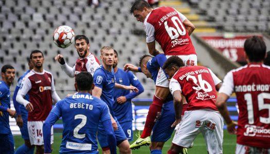 SC Braga bate CS Marítimo na Allianz Cup