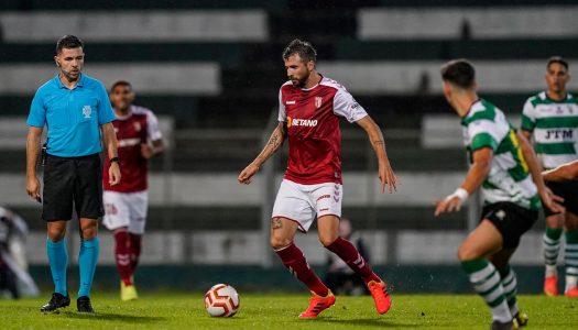 SC Braga avança na Taça de Portugal Placard