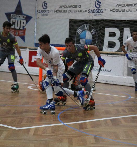 HC Braga vs Juventude de Viana