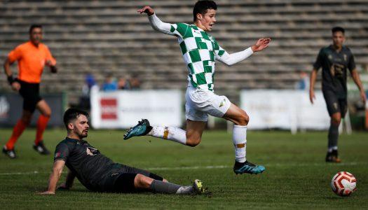 Moreirense FC vence e está na quarta eliminatória da Taça de Portugal Placard
