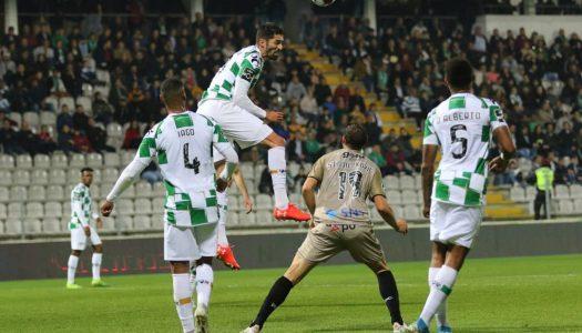 Moreirense divide pontos com Boavista FC