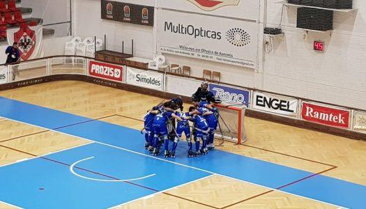 OC Barcelos vence Sanjoanense e segue na liderança
