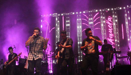 Henrique e Juliano animam o público com a música sertaneja