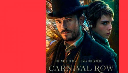Carnival Row: o samba da sociedade