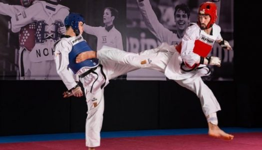 Taekwondo: Júlio Ferreira conquista medalha de prata em Riga