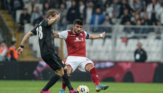 SC Braga vence na Liga Europa