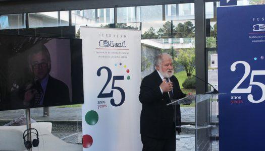 Escola de Medicina acolhe os 25 anos da Fundação BIAL