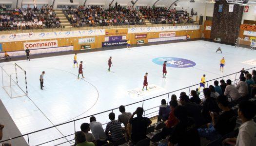 AAUM e UMinho candidatam-se à organização do Mundial Universitário de Futsal