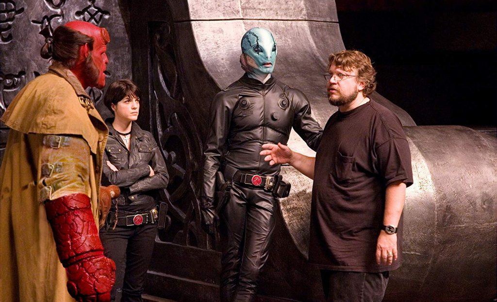 Guillermo del Toro em Hellboy