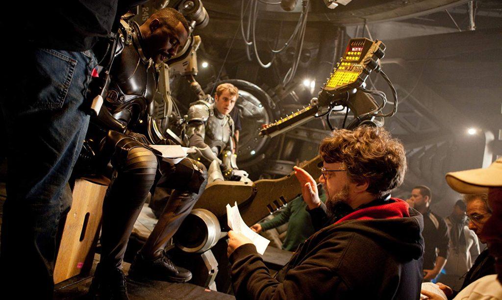 Guillermo del Toro em Batalha do Pacífico