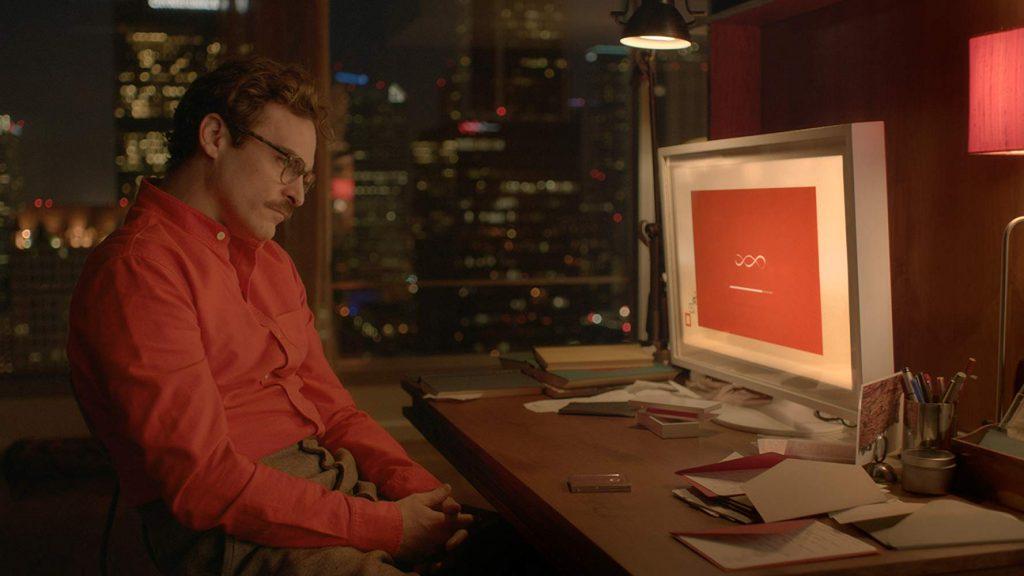 Joaquin Phoenix em Uma História de Amor