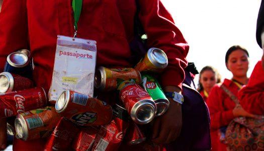 Latada: Guimarães ao som das latas [fotogaleria]
