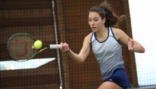 Matilde Jorge conquista primeiro ponto WTA aos 15 anos