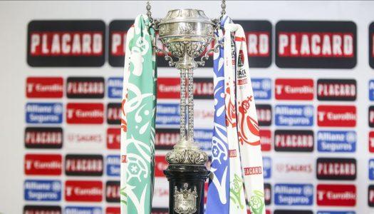 Conhecidos os adversários dos minhotos na Taça de Portugal