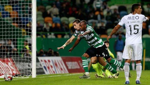 Vitória SC perde contra Sporting CP na Liga NOS
