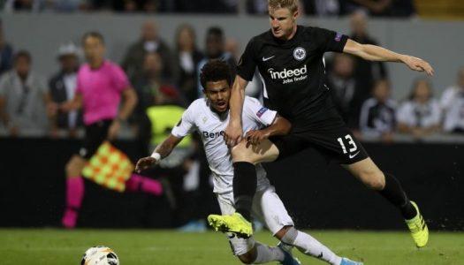 Vitória SC volta a perder na Liga Europa