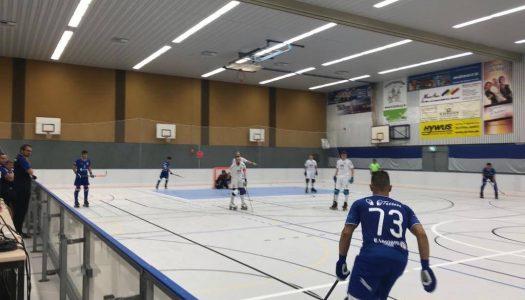 HC Braga domina e goleia na Alemanha
