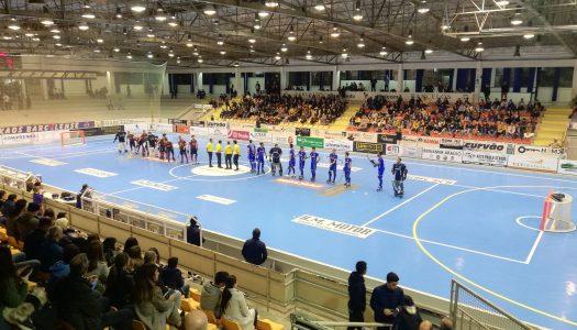 OC Barcelos vence dérbi minhoto contra Riba d'Ave HC