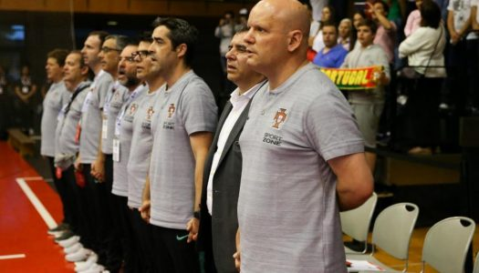 Futsal. Três jogadores do SC Braga/AAUM chamados à seleção
