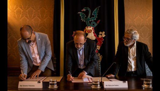 UMinho e ECREA celebram protocolo para a 8ª Conferência Europeia de Comunicação