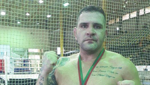 Nuno Mendes sagra-se campeão nacional de Muay Thai