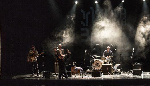 Paul Lamb & The King Snakes invadem Theatro Circo aquando do Blues Festival