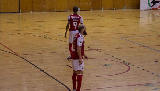 SC Braga/AAUM vence na casa da AD Fundão pela margem mínima