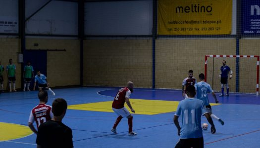 SC Braga/AAUM escorrega no último minuto