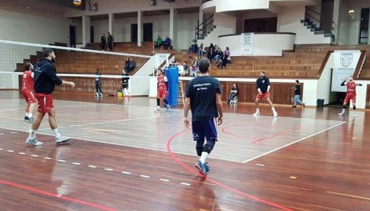 VC Viana entra no campeonato com a mão esquerda