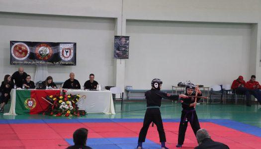 Famalicão acolheu Campeonato Nacional de Defesa Pessoal Alex Ryu-Jitsu