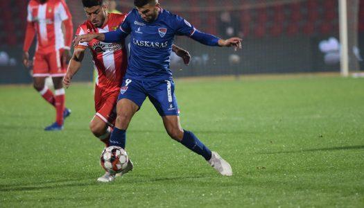 Gil Vicente FC vence na Vila das Aves