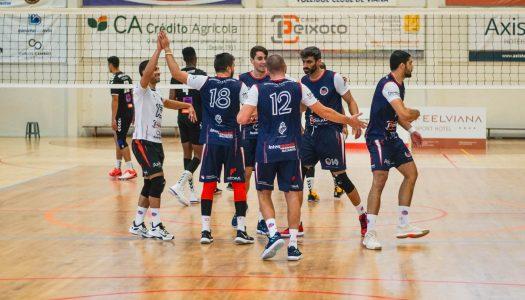 VC Viana perde na receção ao Esmoriz GC