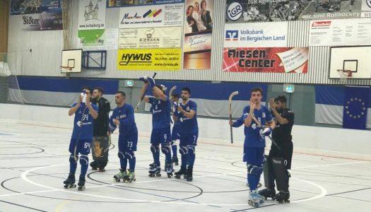 HC Braga goleia e apura-se para os oitavos da Taça WS Europe