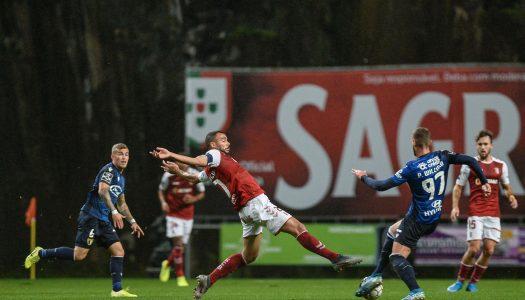 SC Braga e FC Famalicão dividem pontos
