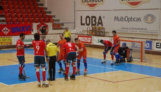 Juventude de Viana continua sem vencer no campeonato