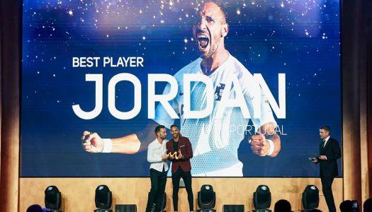 Futebol de Praia. Jordan Santos eleito o melhor jogador do Mundo