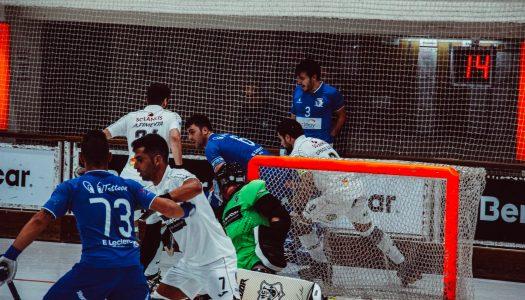 HC Braga empata em Turquel