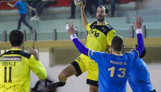 Campeonato Placard Andebol 1. ABC/UMinho volta às vitórias
