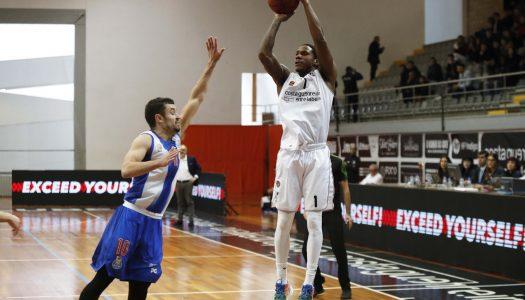 Vitória SC supera-se frente ao Maia Basket