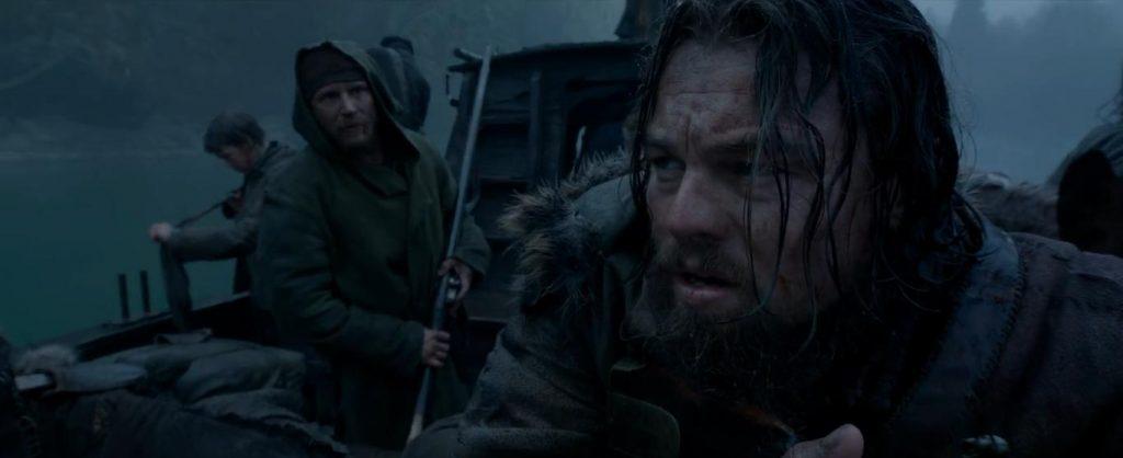 Leonardo DiCaprio- The Revenant