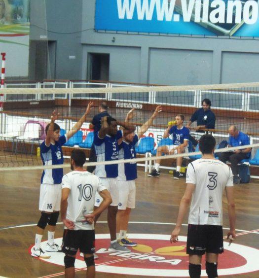 Famalicense vs VC Viana