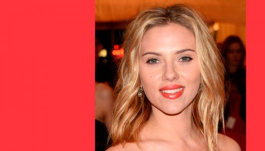 #Perfil   Scarlett Johansson: uma vida nos ecrãs