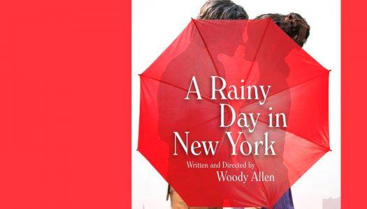 Um Dia de Chuva em Nova Iorque: melancólico e visualmente bonito, mas esquecível