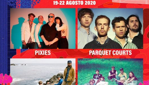 Paredes de Coura. Primeiras confirmações incluem Pixies e Parquet Courts