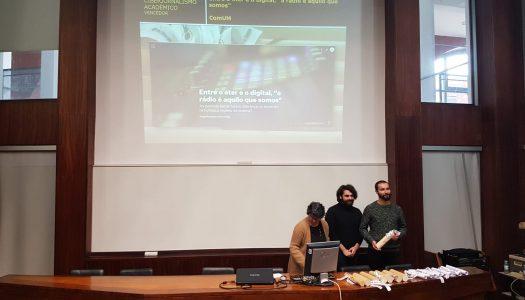 Reportagem do ComUM vence prémio de Ciberjornalismo Académico