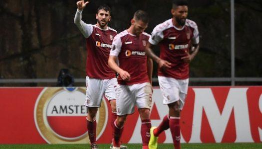 Liga Europa. SC Braga bate Besiktas e fica perto do apuramento