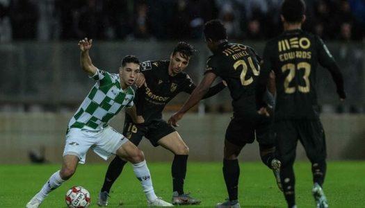Dérbi minhoto entre Moreirense e Vitória SC termina empatado